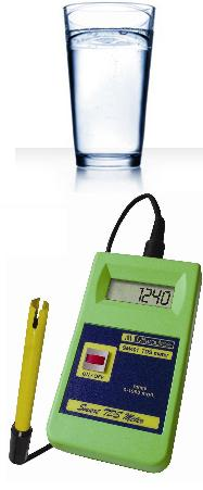A TDS meter or EC meter is a required piece of equipment for the indoor garden, for a number of reasons