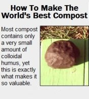 Make a year's worth of compost in one week!