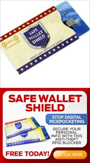 Protect your identity and your personal information!
