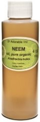 Many people really love Einstein Oil, but I have found this neem oil works just as well.