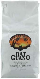 Bat guano is hands down my favorite organic soil ingredient, and I consider it my secret weapon. Be sure to check out the link on soil mixes for more info!