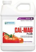 Calcium and Magnesium are used heavily during flowering, and can become a limiting factor during periods of fast growth