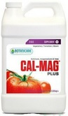 Heavily flowering plants are often limited by the amounts of Calcium present. Magnesium needs to be present in order for Calcium to be used efficiently