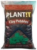 Clay pellets are cheaper than lava rock (pumice).....it is usually what I end up using