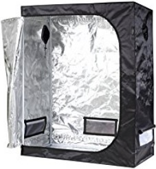 If you do not have a completely dark garden space available, grow tents are a very convenient solution. There are many different sizes to fit many different situations