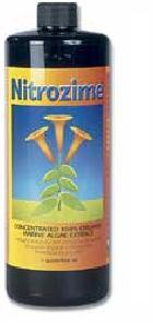 Nitrozime is a concentrated form of seaweed extract. Like many seaweed based supplements it can be used in several different ways- mainly as a foliar spray or as a nutrient additive