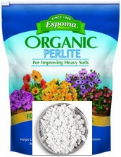 Perlite makes a great light-weight semi-reusable grow media. Some growers make a small cut in the bag and grow right in the bag!