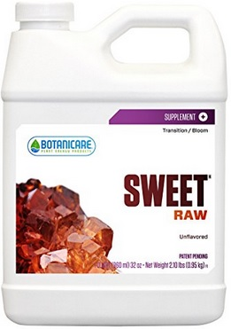 Sweet and Liquid Karma are very comparable products. I prefer the unflavored versions of the products, which let the natural flavors of the plants shine loud and clear